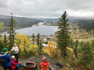 Höstdagar i Åre
