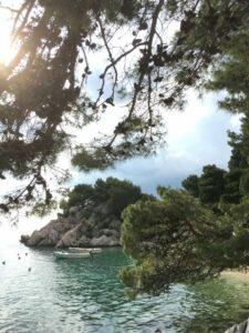 Kurs- och återhämtningsresa till Brela i Kroatien 1-8 juni 2019